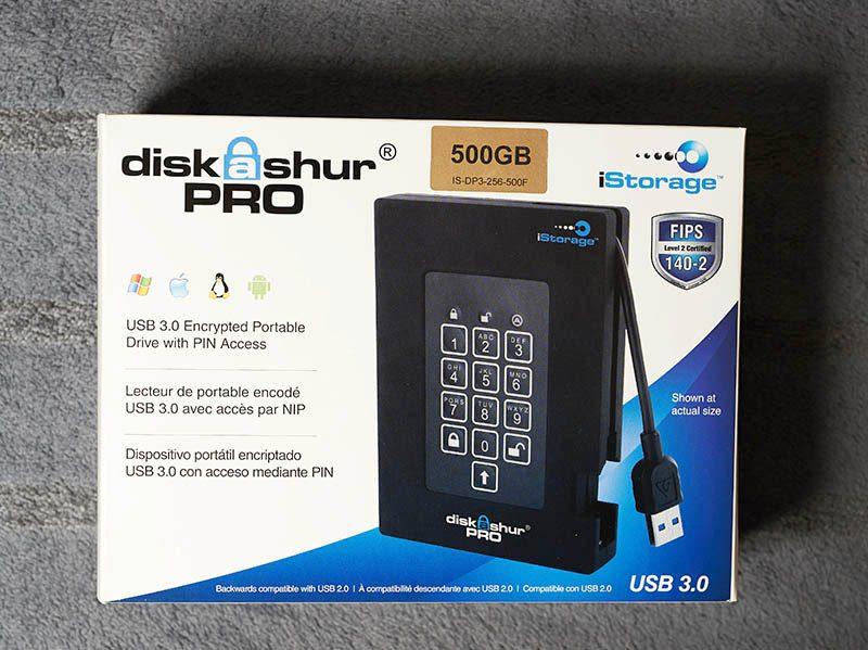 iStorage diskAshur Pro HDDDSC_2522_1ss
