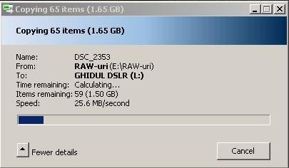 inceput transfer g3