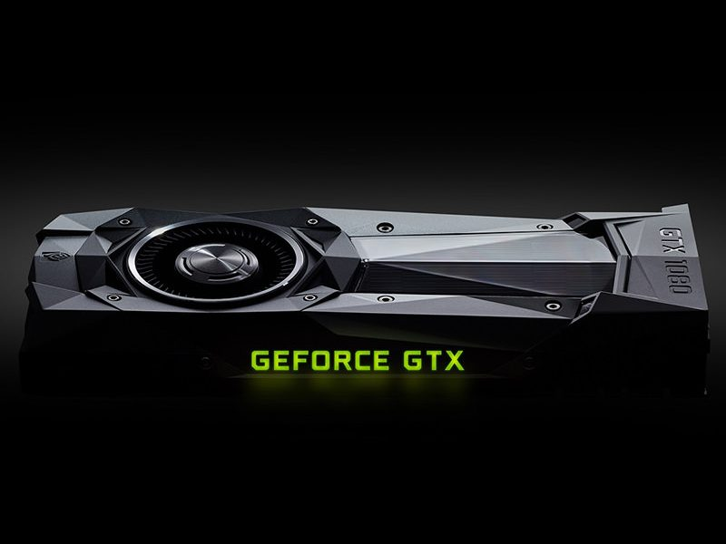 GeForce GTX 1080 - 4