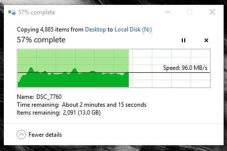 Test Raidon pe USB 3 (3)