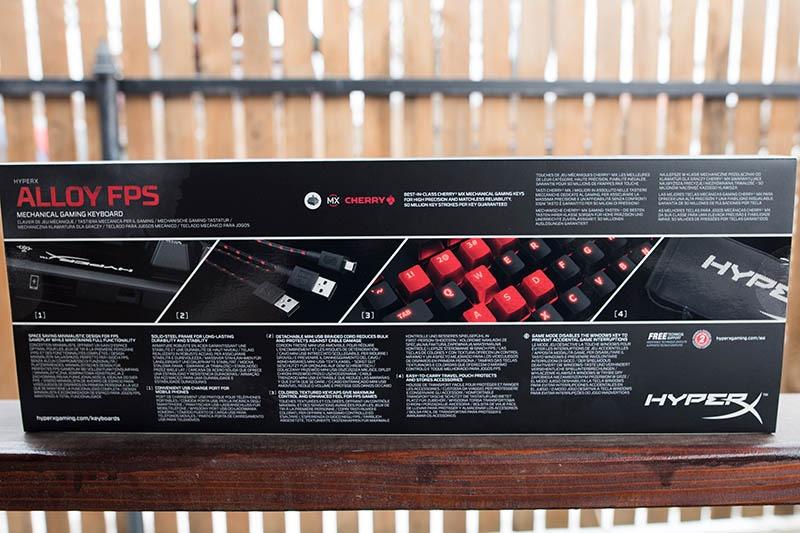 HyperX Alloy FPS (4)