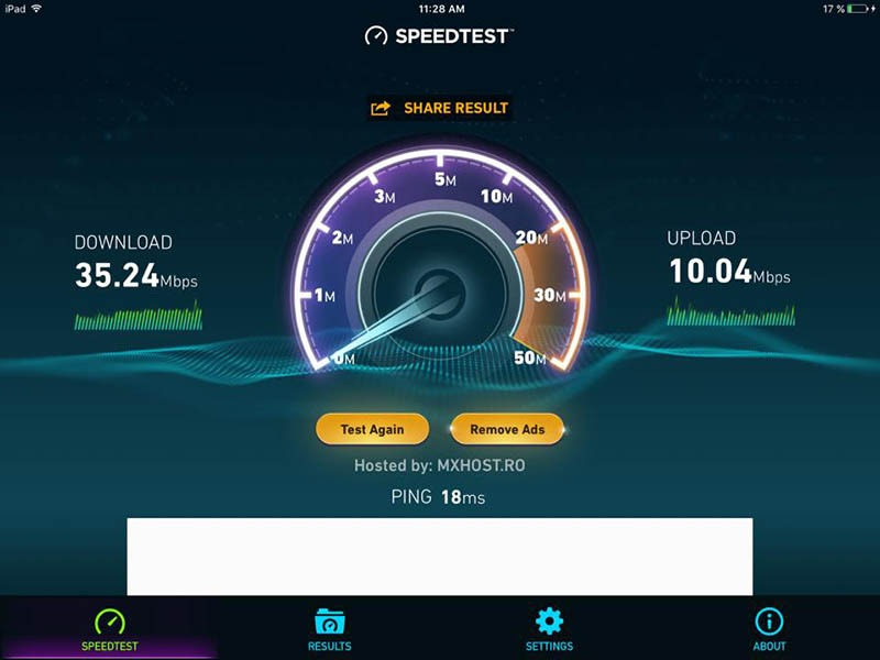 speedtest tplink mr6400 (2)