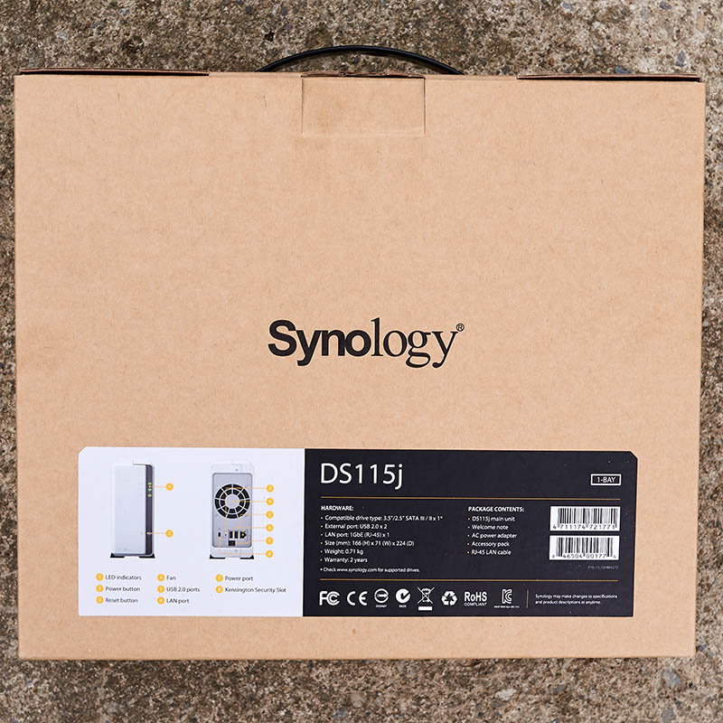 Synology DS115j (3)