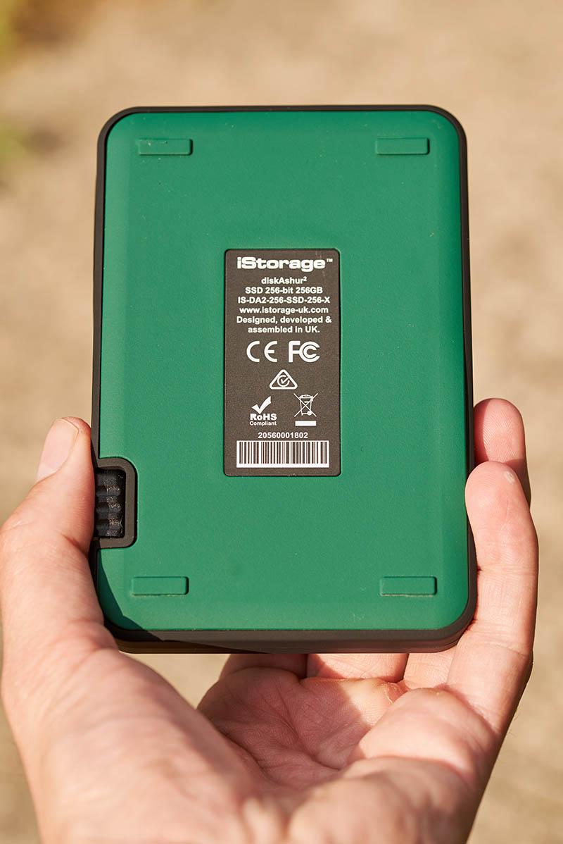 iStorage diskAshur 2 SSD (12)