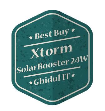 Xtorm SolarBooster 24W