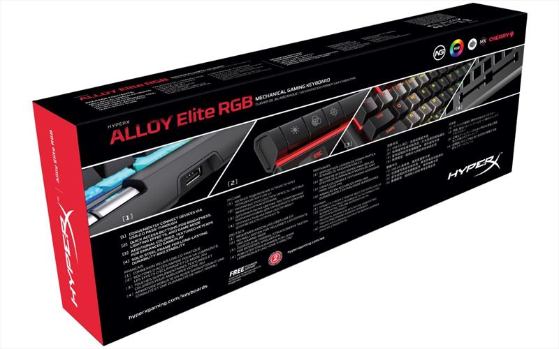 HyperX Alloy Elite RGB (4)