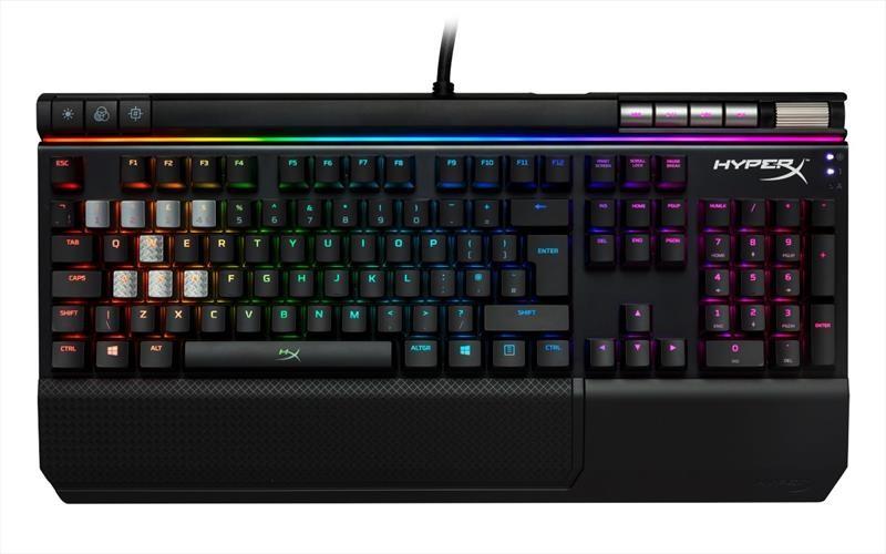 HyperX Alloy Elite RGB (5)