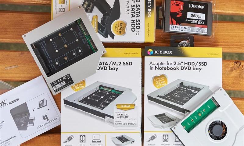Adaptoare SSD Icy Box (1)