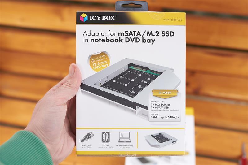 Adaptoare SSD Icy Box (15)