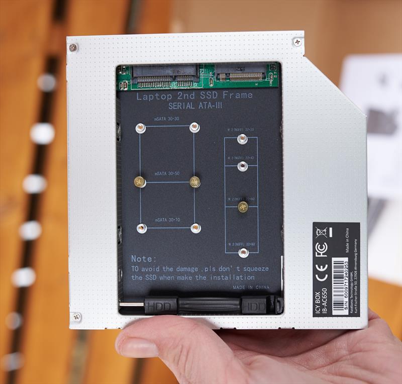 Adaptoare SSD Icy Box (16)