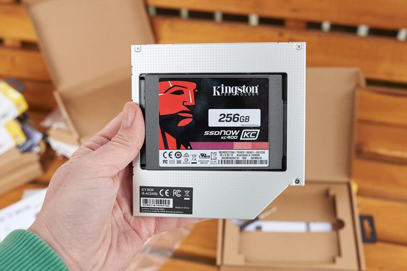 Adaptoare SSD Icy Box (22)