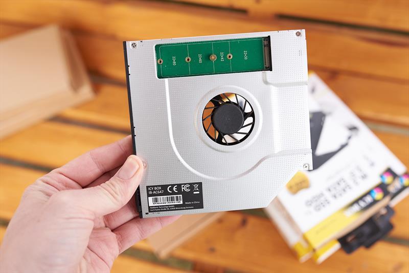Adaptoare SSD Icy Box (3)