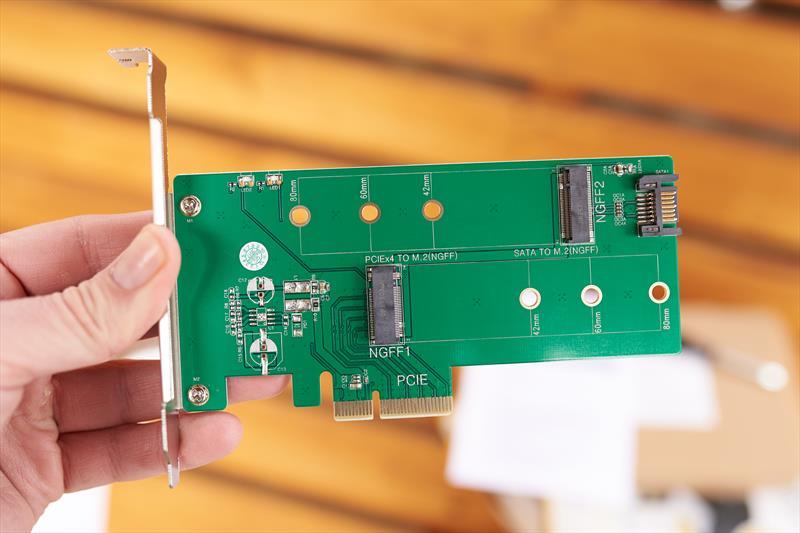 Adaptoare SSD Icy Box (9)