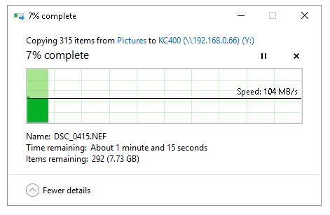 Transfer RAID 1 pe SSD