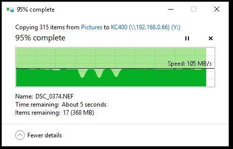 Transfer RAID 1 pe SSD final