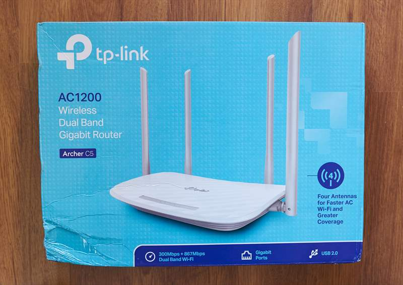 TP-Link Archer C5 Review (2)