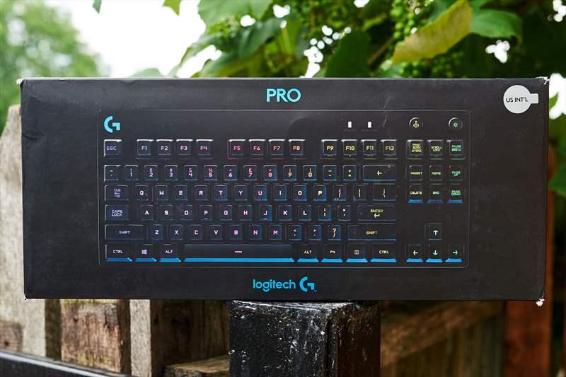 Tastatura Mecanica Logitech G Pro TLK (2)