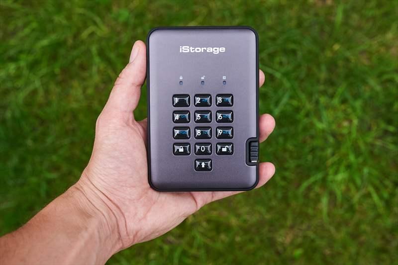iStorage diskAshur 2 Pro HDD (16)
