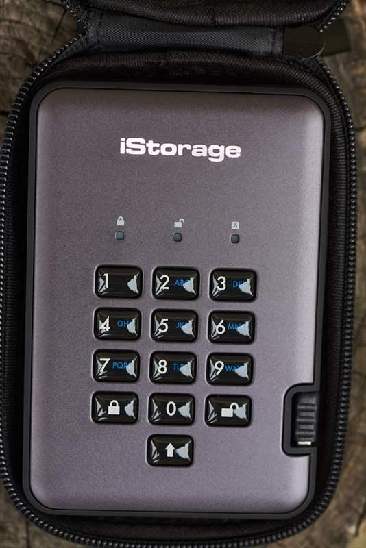 iStorage diskAshur 2 Pro HDD (7)