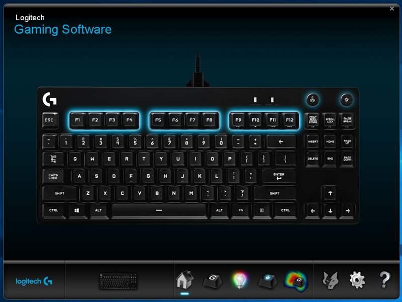 Logitech G Pro Software - 1