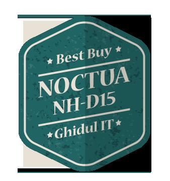 BestBuy Award - Noctua NH-D15