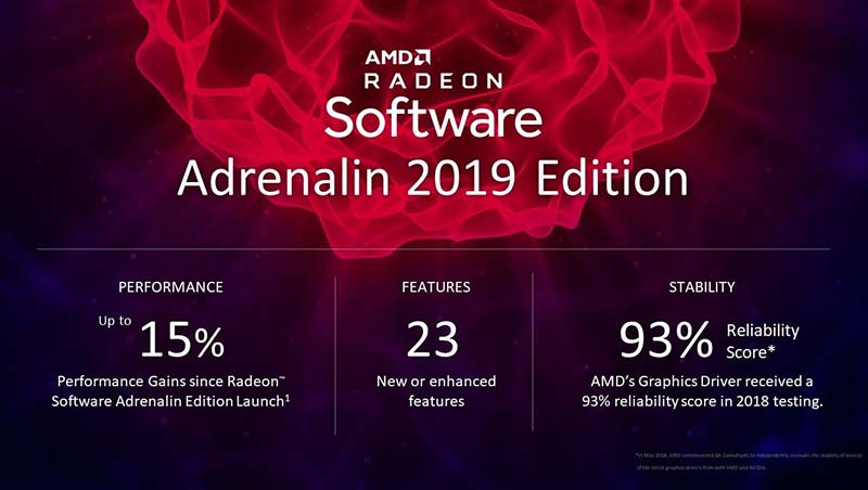 Radeon Adrenalin 2019