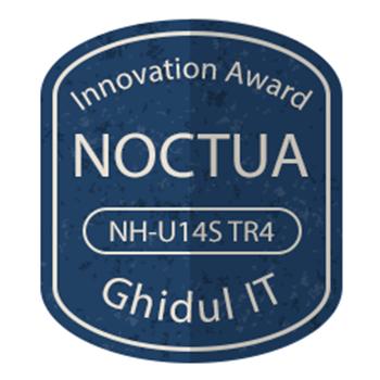 Badge Inovation - Noctua U14S