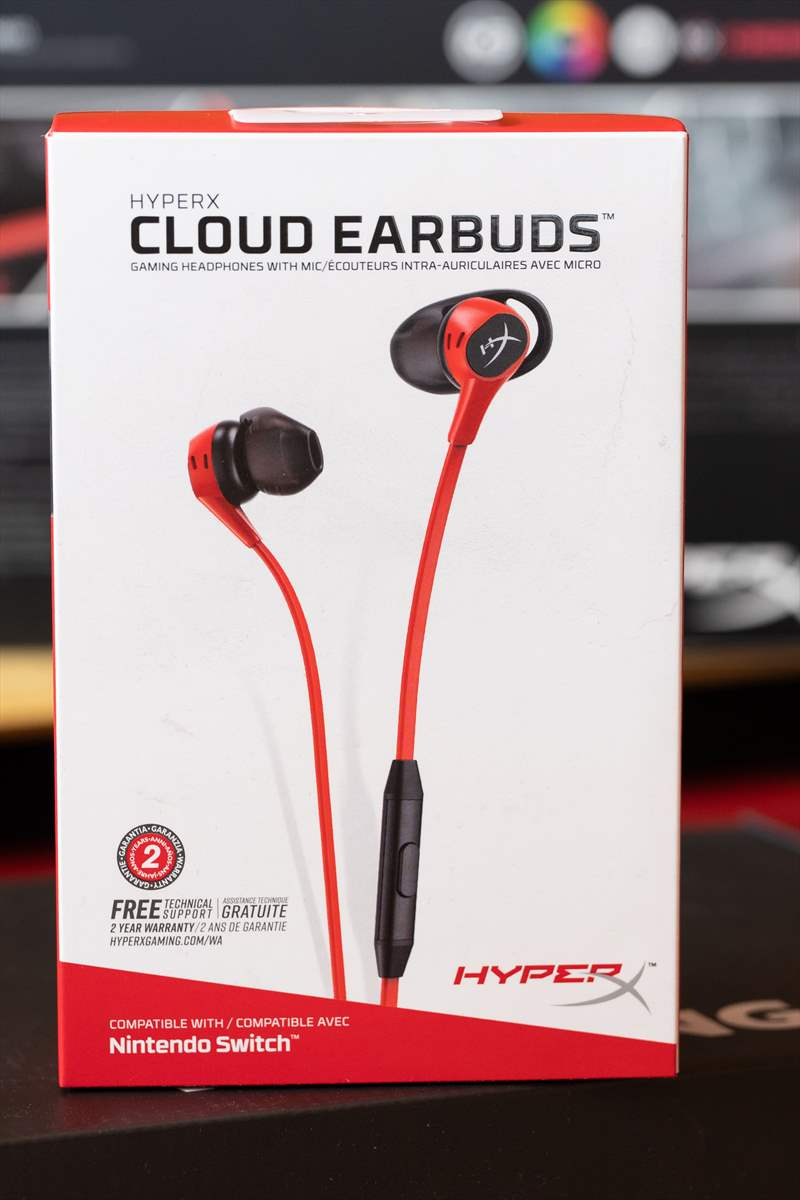HyperX Cloud Earbuds (3)