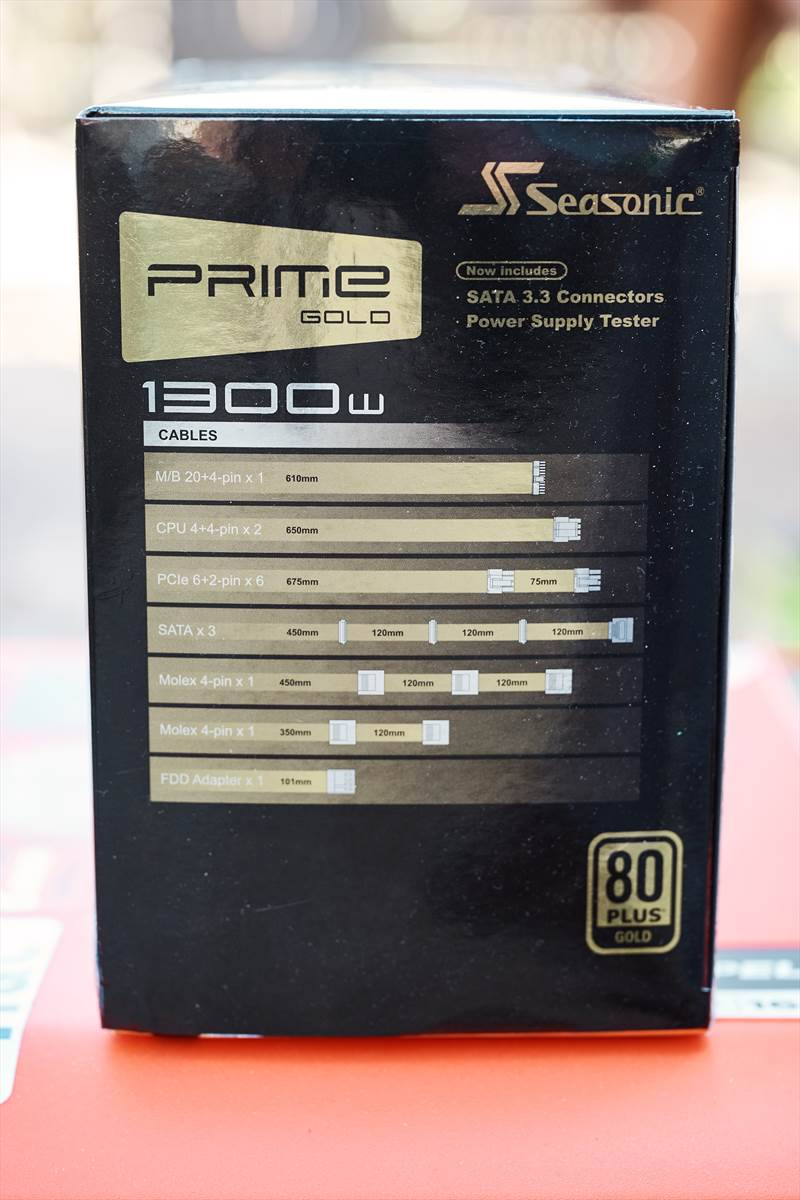 Seasonic Prime 1300W Gold (3)