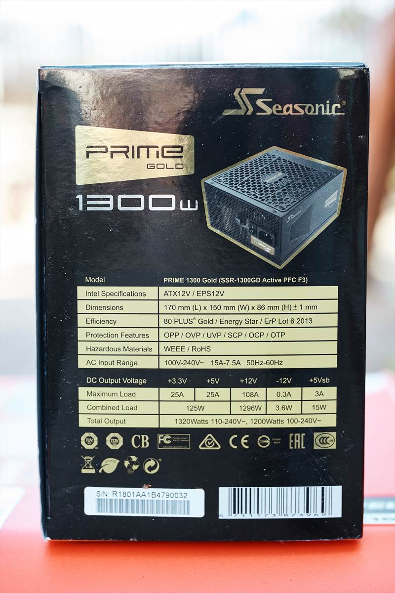 Seasonic Prime 1300W Gold (4)