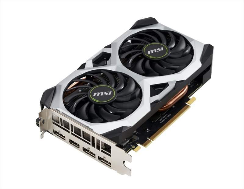 msi - NVIDIA GeForce GTX 1660 Ti