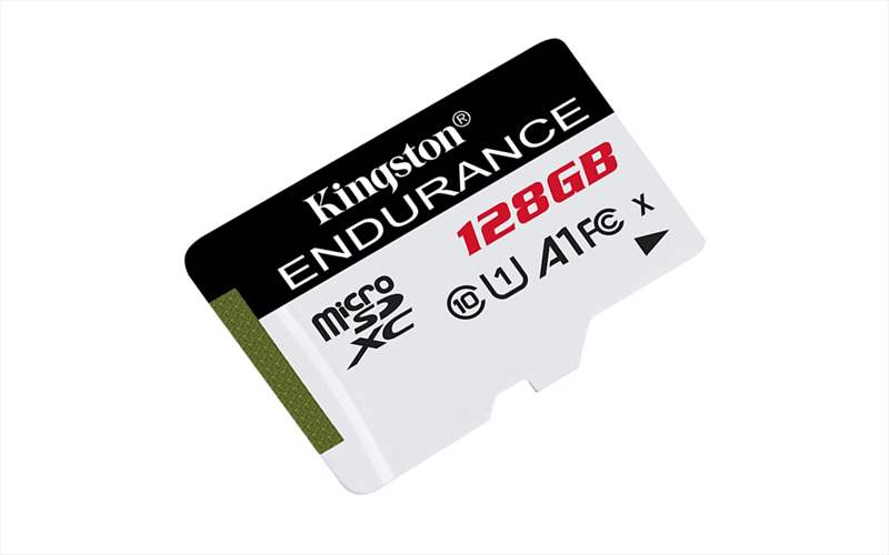 Kingston microSD High Endurance (1)