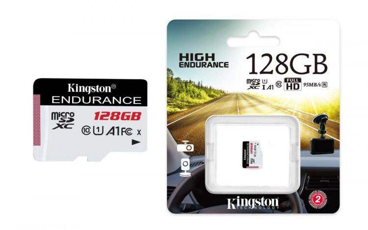 Kingston microSD High Endurance (3)